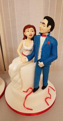'Mein' Brautpaar