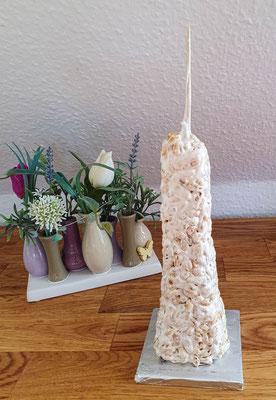 RiceCrispies mit Marshmallows als Grundgerüst