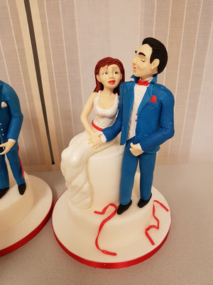 Hochzeitspaar - Kurs bei Valentina