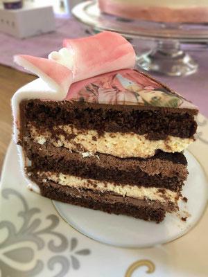 Wer möchte da nicht die Kuchengabel zücken ;)???