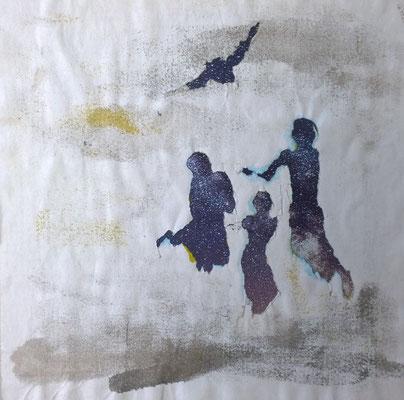 O.T.  2017, 20x20 cm