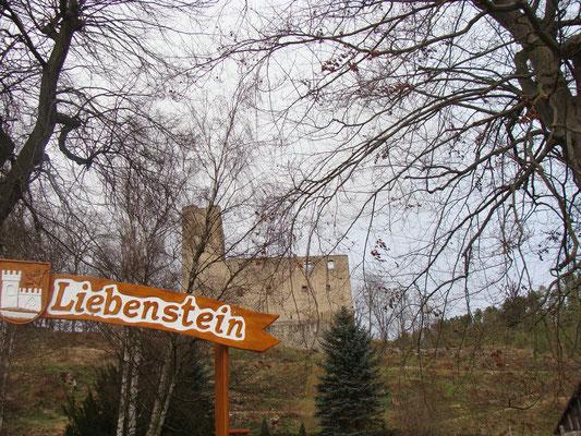 Nach einem halben Jahr Planung sind alle Wege hin zur Arbeitstagung 2016 bereitet. Der Ort Liebenstein erwartet uns als Gäste.