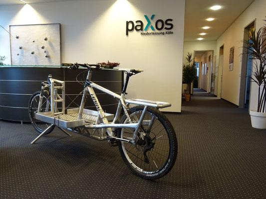 Prototyp Lastenfahrrad 2
