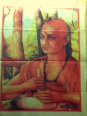 Dr. Charak, der große Seher des Ayurveda vor mehreren tausenden Jahren