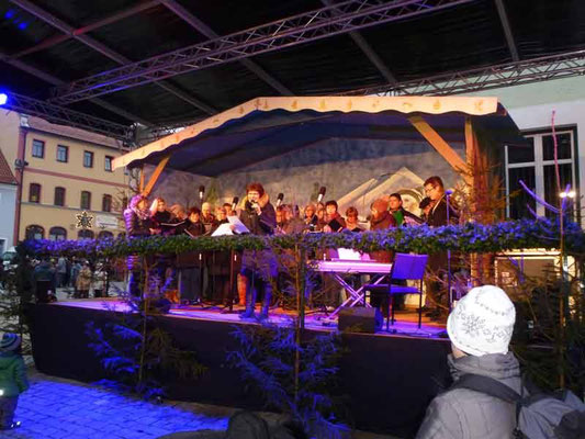 6. Dezember 2014 - Christkindlmarkt in Waldmünchen