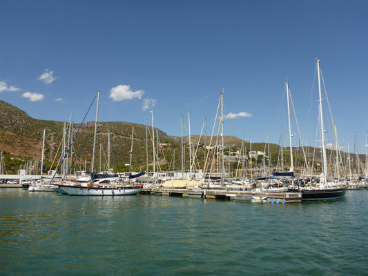 Adios Port Ginesta