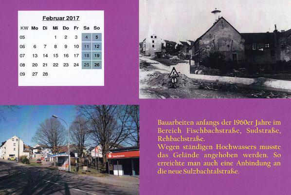 fischbachstraße 1960