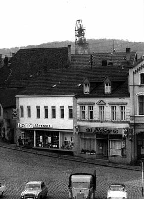 Markt Dudweiler um 1964