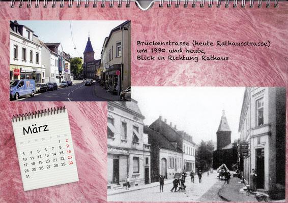 dudweiler brückenstraße heute rathausstraße