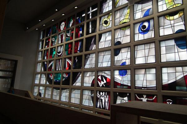 Kirchenfenster St. Bonifazius