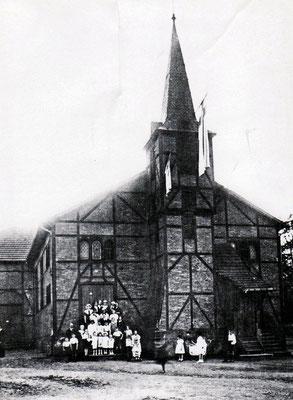 Herrensohr, Karlstraße, Alte Kath. Kirche