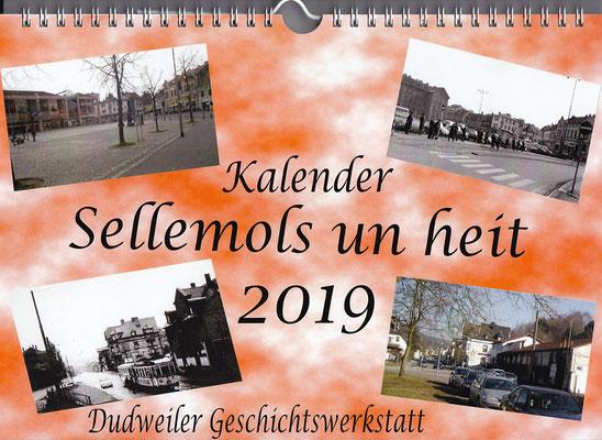 kalender 2019 dudweiler geschichtswerkstatt