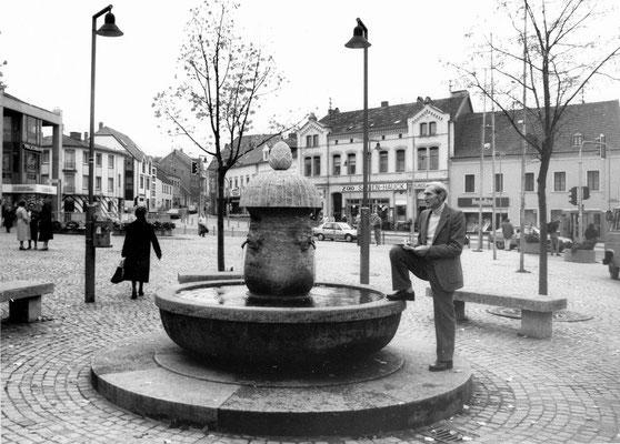 Marktbrunnen Dudweiler