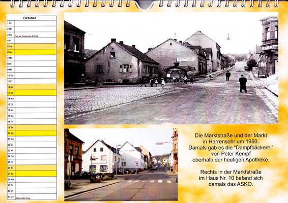 herrensohr marktstraße 1950