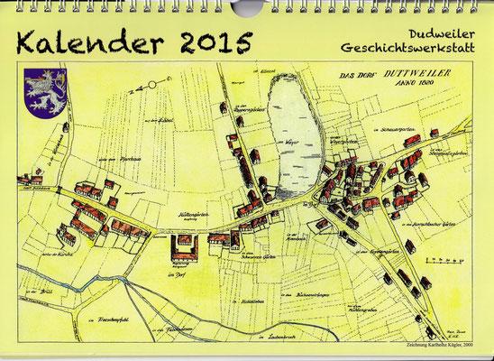 stadtplan dudweiler von 1820