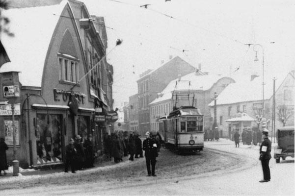 Markt Dudweiler, 1935