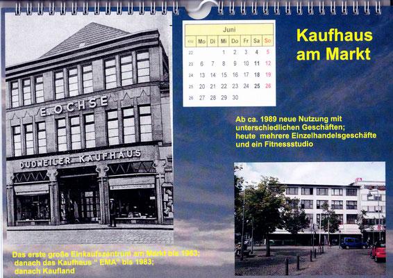 dudweiler kaufhaus ochse