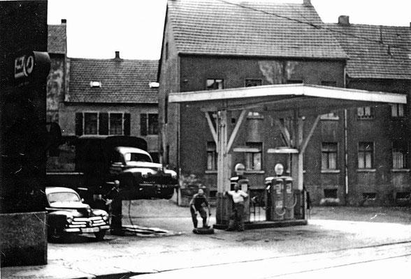 Werkstatt und Tankstelle Nemenich