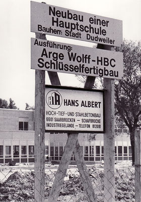 Neubau Mühlenschule