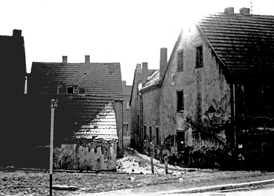 Adams Gässje Neustraße/Rehbachstraße