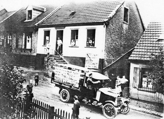 Herrensohr 1931, Brunnenstraße