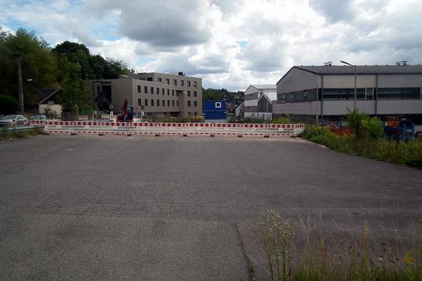 Verwaltungsgebäude Firma Leffer
