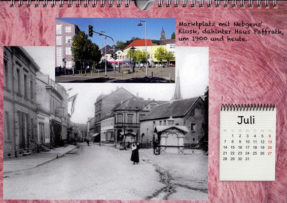 dudweiler marktplatz 1900