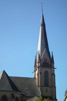 Turm Christuskirche Dudweiler