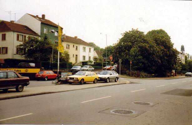 Jägersfreude, Hauptstraße.   Foto: Archiv Wahl, Slg. Haag