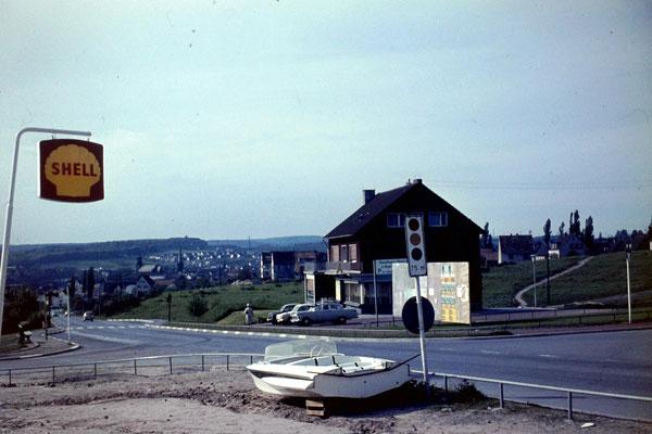 Dudweiler 1960er Jahre, Beethovenstraße, Gasthaus Hierl