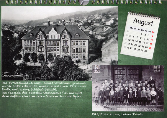 dudweiler turmschule neue schule