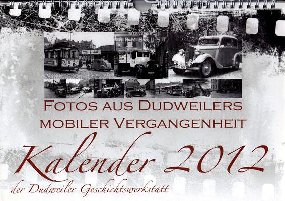 kalender 2012 fahrzeuge in dudweiler