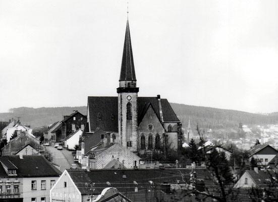 Ev. Kreuzkirche Herrensohr