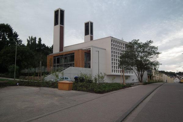 Kita und Gemeindezentrum St. Bonifazius, heute