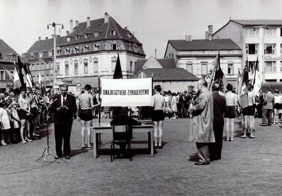 staffellauf unteilbares deutschland