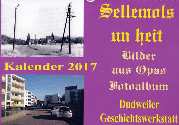 kalender 2017 dudweiler geschichtswerkstatt
