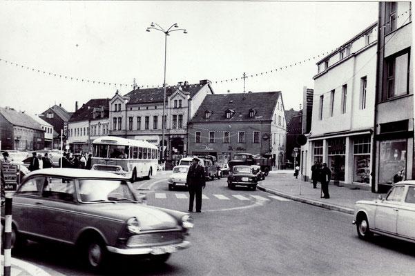 Markt Dudweiler um 1970