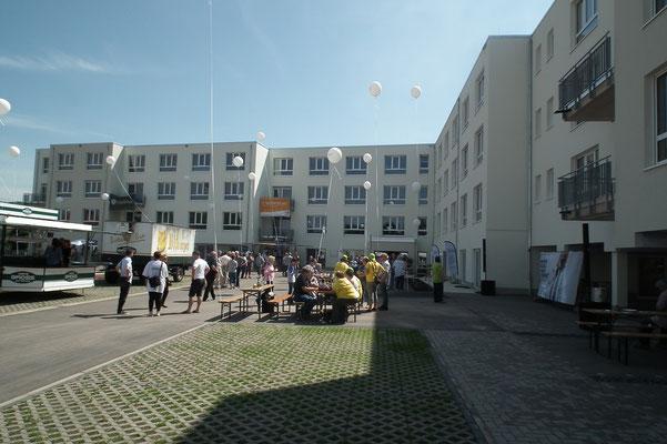 Haus Jahn Dudweiler - Hofseite