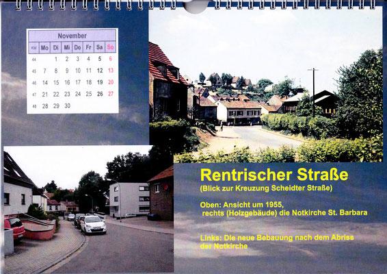 dudweiler rentrischer straße notkirche st. barbara