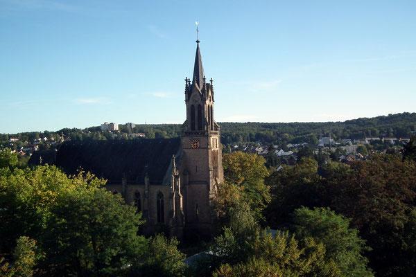 Katholische Pfarrkirche St. Marien