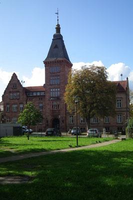 Rathaus Dudweiler