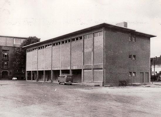 Turnhalle Turmschule