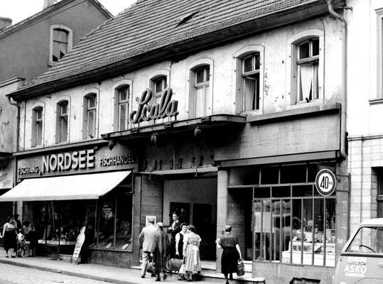 um 1965 Scala-Kino und Nordsee