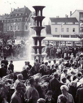 Dudweiler Brunnen - Näätzröllje