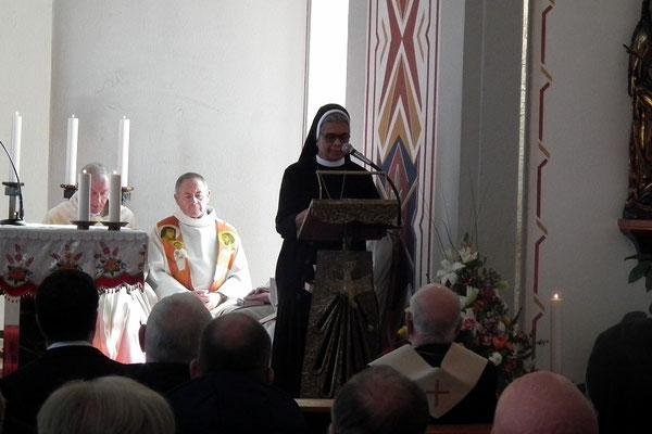 Abschied der Schwestern vom Heiligen Geist