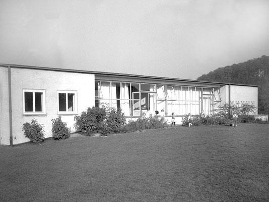 Bonhöfer-Haus mit Kindergarten, Dudweiler