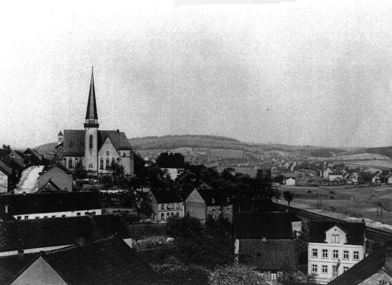 Herrensohr um 1950