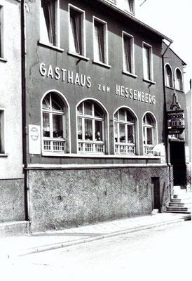 Herrensohr, Rosenstraße, Gasthaus zum Hessenberg