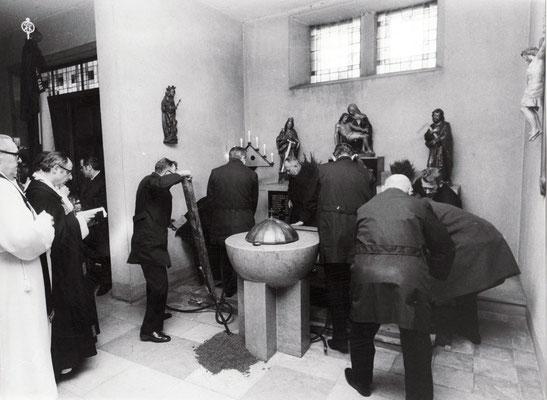 Beerdigung Wilhelm Kehr