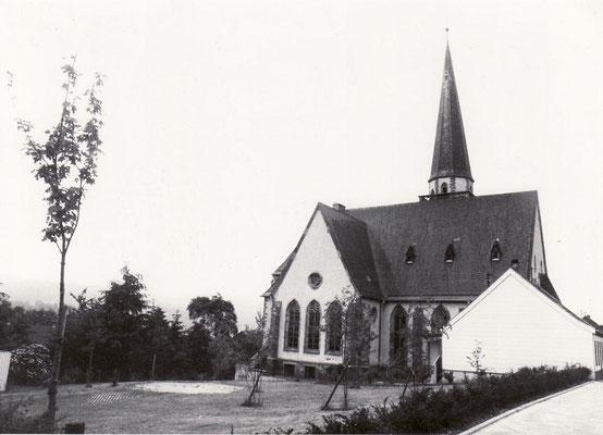 Ev. Kreuzkirche in Herrensohr
